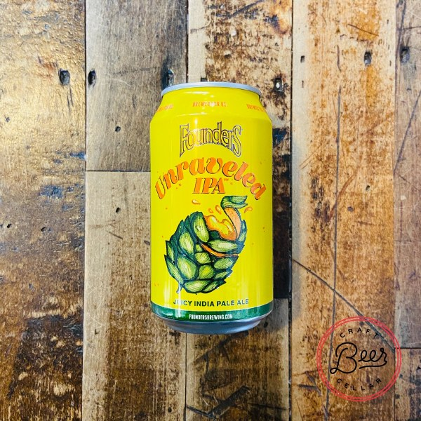 Unraveled Ipa - 12oz Can