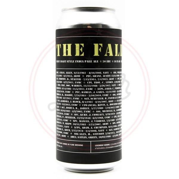 The Fallen - 16oz Can