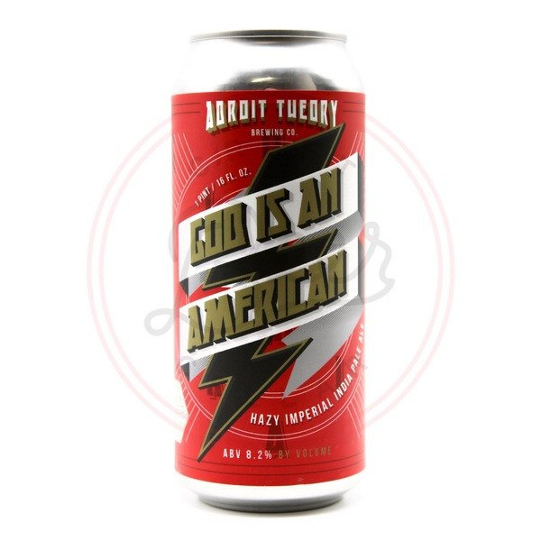 God Is An American - 16oz Can