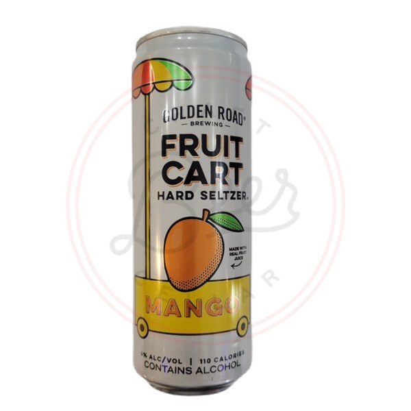 Fruit Cart: Mango