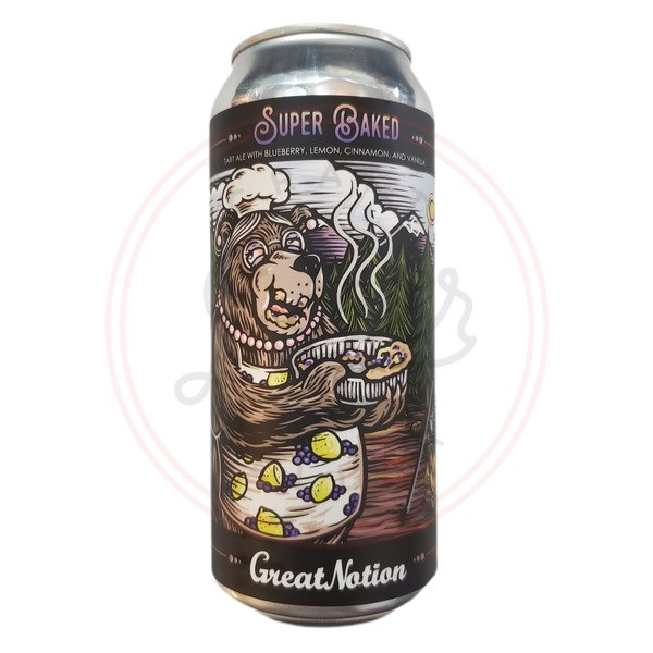 Super Baked - 16oz Can