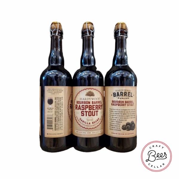 Bourbon Ba Raspberry Stout