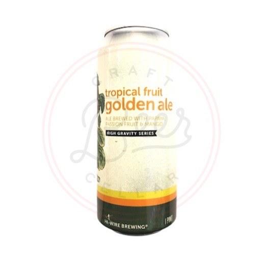 Tropical Fruit Golden Ale