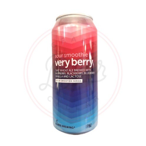 Very Berry - 16oz Can