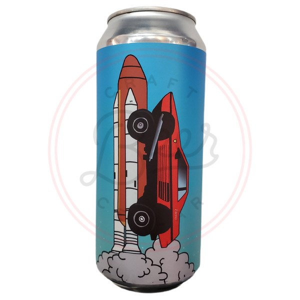 Faster Than Future - 16oz Can