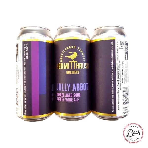 Jolly Abbot - 16oz Can