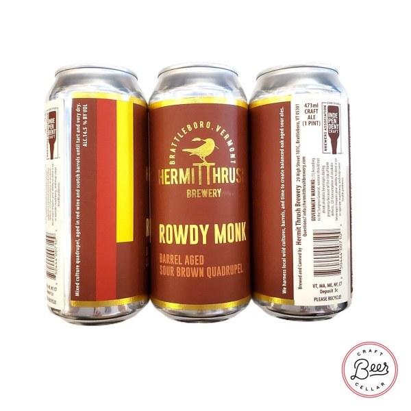Rowdy Monk - 16oz Can
