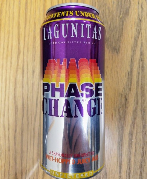 Phase Change - 16oz Can