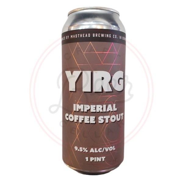Yirg - 16oz Can