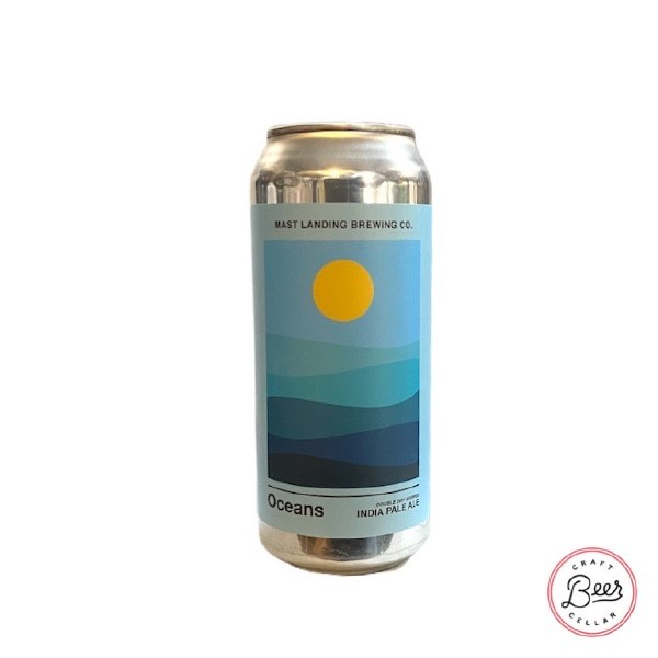Oceans - 16oz Can