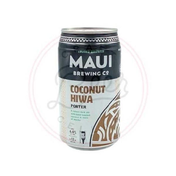 Coconut Hiwa - 12oz Can