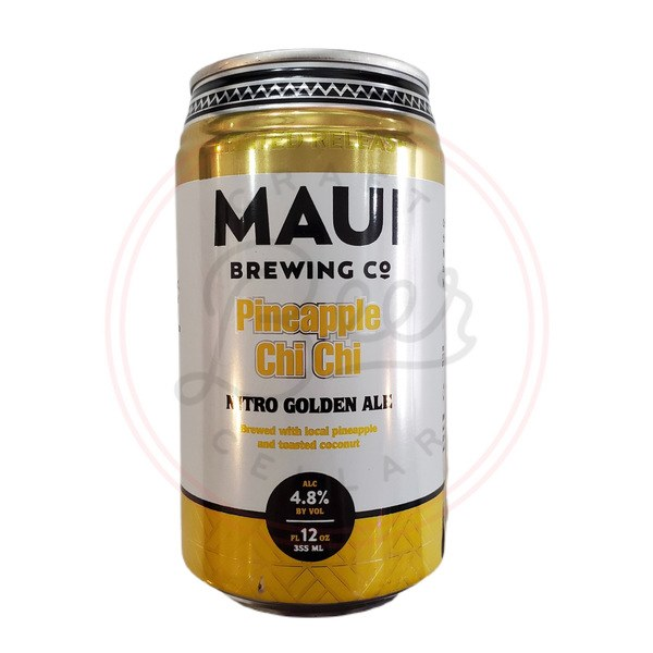 Pineapple Chi Chi - 12oz Can