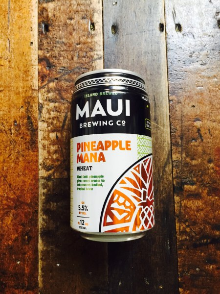 Pineapple Mana - 12oz Can