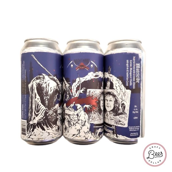 Matricide - 16oz Can