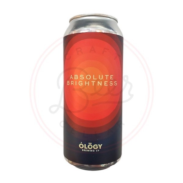 Absolute Brightness - 16oz Can