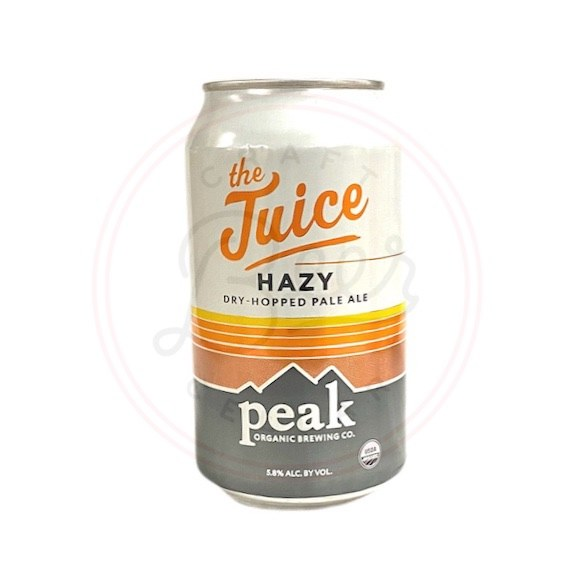 The Juice - 12oz Can