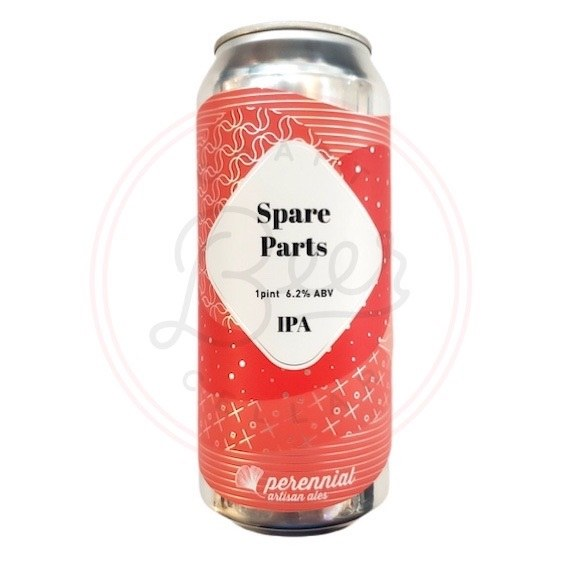 Spare Parts - 16oz Can