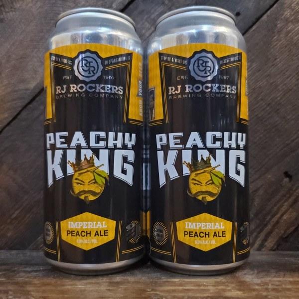 Peachy King - 16oz Can
