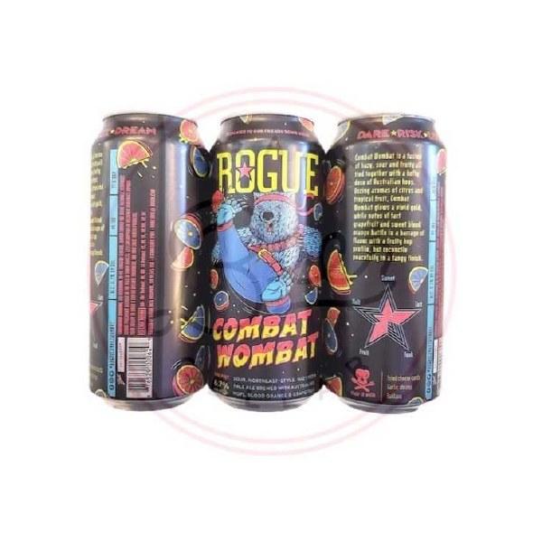 Combat Wombat - 16oz Can