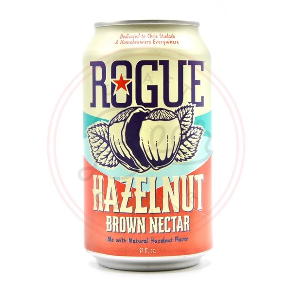 Hazelnut Brown - 12oz Can