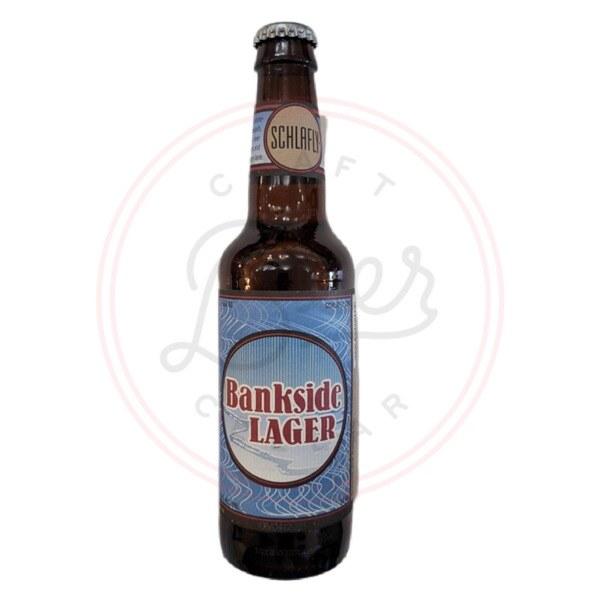 Bankside Lager - 12oz