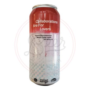 Collaborations Lovers - 16oz