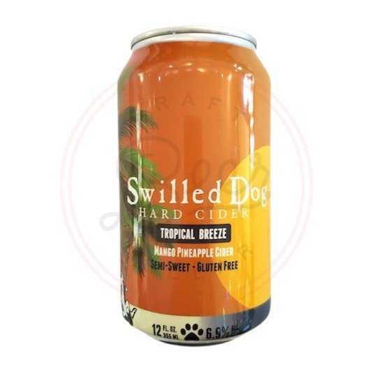 Tropical Breeze - 12oz Can