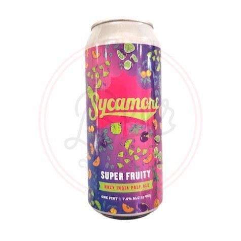 Super Fruity - 16oz Can