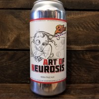 Art Of Neurosis - 16oz Can
