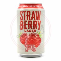 Strawberry Lager - 12oz Can