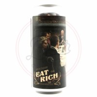 Eat The Rich - 16oz Can