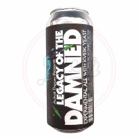 Legacy Of Damned - 16oz Can