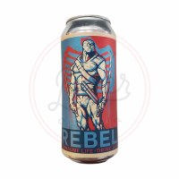 Rebel - 16oz Can
