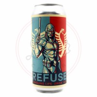 Refuse - 16oz Can