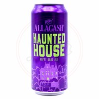 Haunted House - 16oz Can