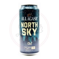 North Sky - 16oz Can