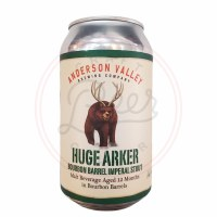 Huge Arker - 12oz Can