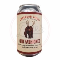 Old Fashioned - 12oz Can