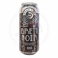 Brett Noir - 16oz Can