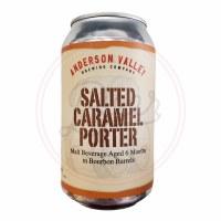 Salted Caramel Porter