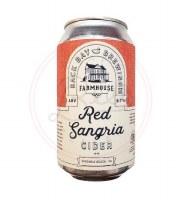 Red Sangria Cider - 12oz Can