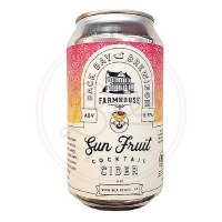 Sun Fruit Cocktail - 12oz Can
