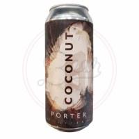 Coconut Porter - 16oz Can