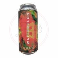Watermelon Gose - 16oz Can