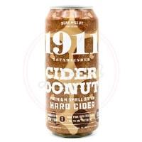 1911 Cider Donut - 16oz Can