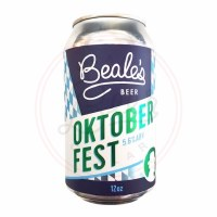 Beale's Oktoberfest