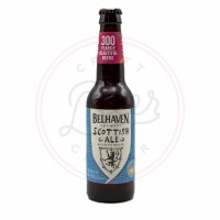 Belhaven Scottish Ale - 330ml
