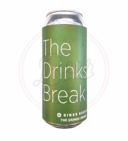 The Drinks Break - 16oz Can