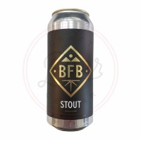 Bfb Stout - 16oz Can