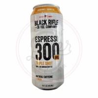 Espresso 300 Caramel Vanilla